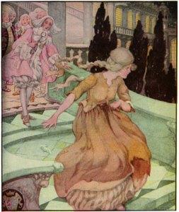 Cinderella, by Anne Andersonn