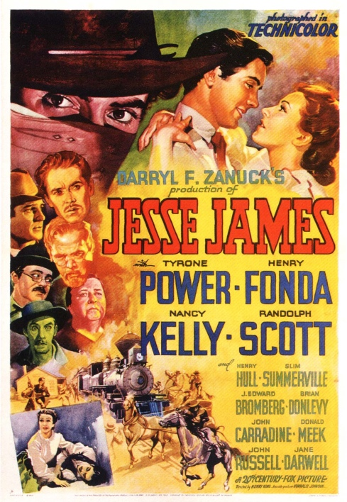 Poster_-_Jesse_James_(1939)_01 Christian Muir